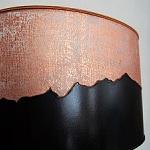 Abat-jour-sur-mesure-montagne-chalet-design-aiguille-du-midi-jade-creation-ulgador-cuivre