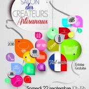 Salon artisans créateurs Sallanches 2018