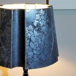 abatjour sur mesure-carre espagnol- cuir-metal-design-annecy-geneve-jade creation