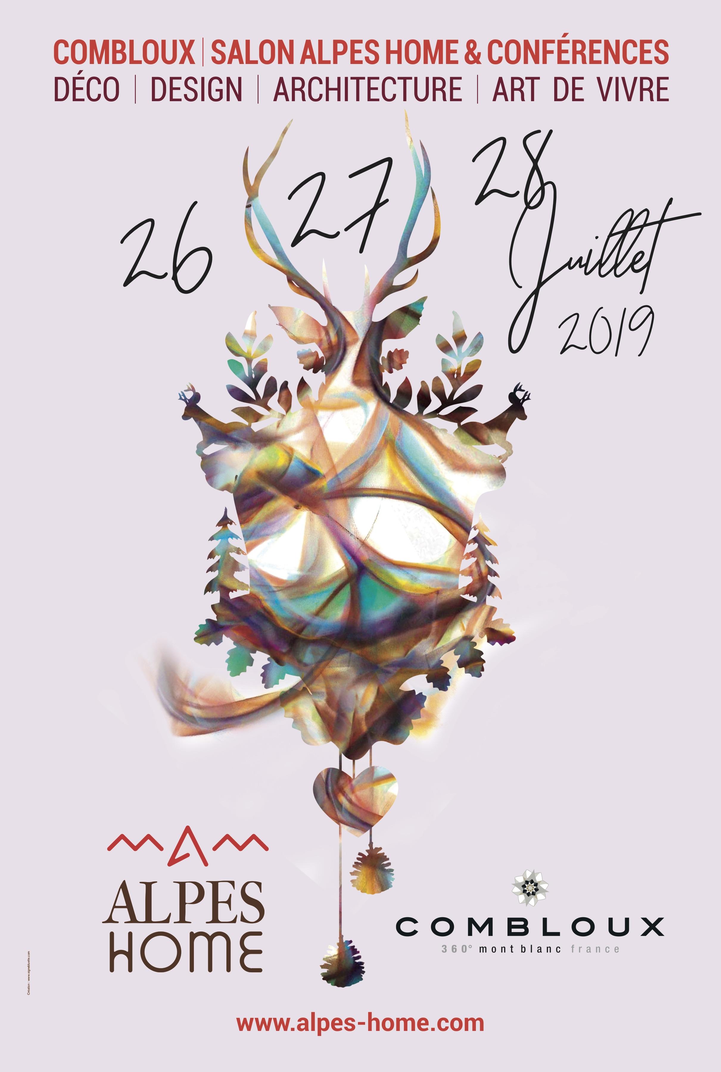 Alpes_Home_Combloux_2019-Affiche