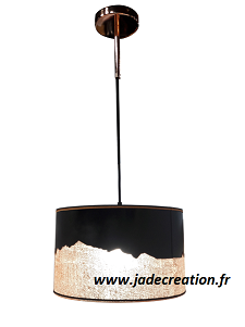 suspension-mont blanc-montagne-noir-cuivre-chic-design-ulgador-jadecreation-225x300